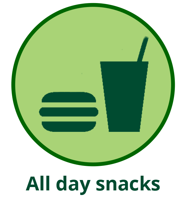 Build to rent all day snacks