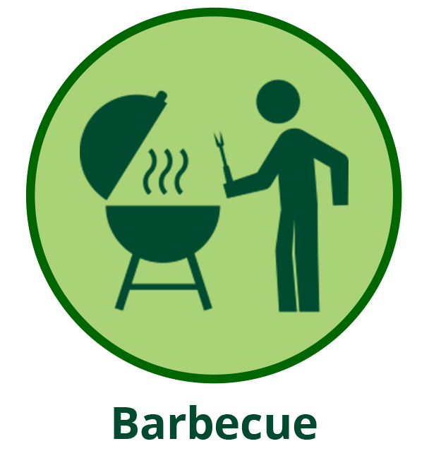 Build to rent barbecue