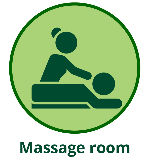 Build to rent massage room
