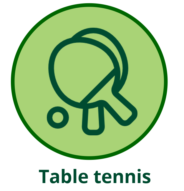 Build to rent table tennis