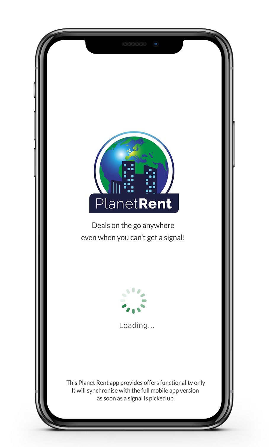 Build to rent planetrent app