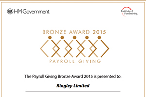 Payroll giving people