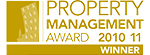 Property management awards